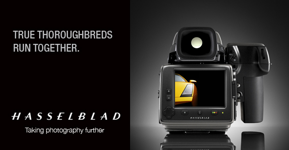 Hasselblad car photography